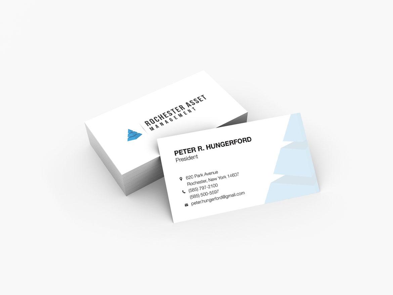 R masters business card design whale shark studio rochester asset business card design reheart Gallery
