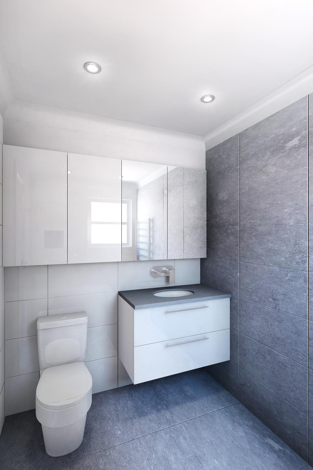 bathroom renovations 3d renderings whale shark studio