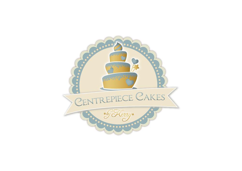 Centrepiece Cakes Logo Design