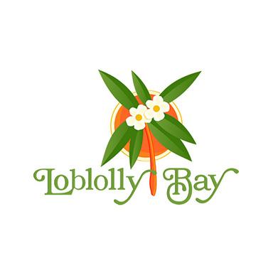Loblolly Bay Logo Design